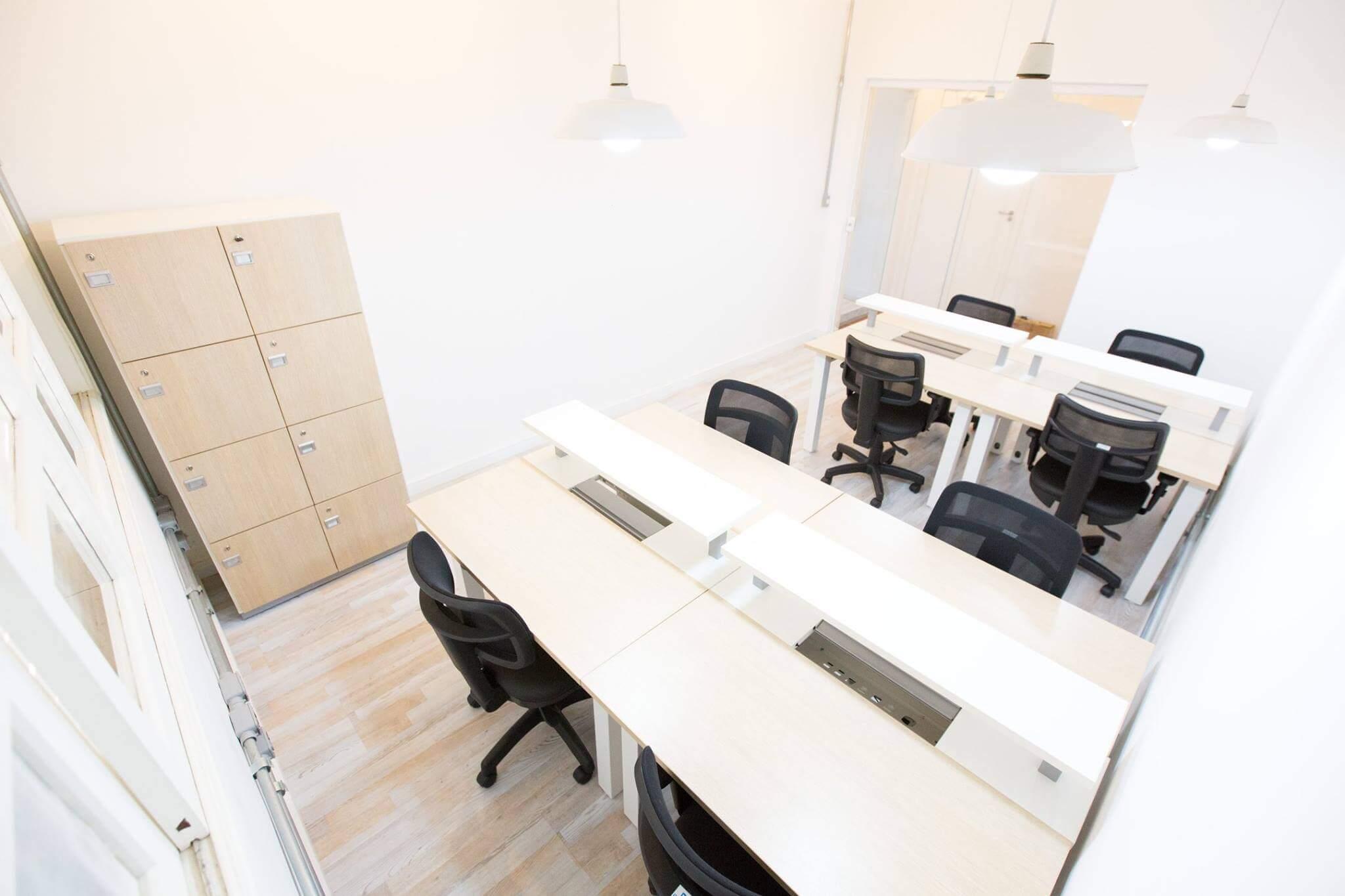 Loasi Coworking SJC - Escritório Compartilhado em São José dos Campos - Aluguel de Salas comerciais