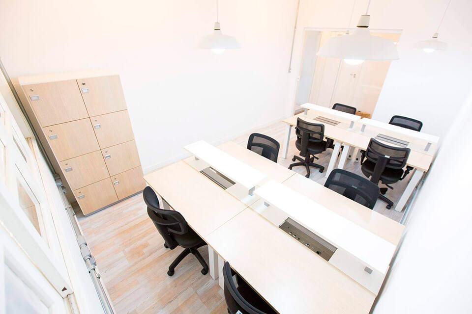 L'Oasi Coworking SJC - Salas Privativas