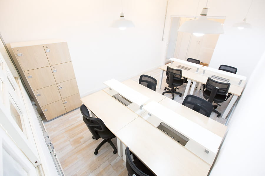 Sala Privativa L'Oasi Coworking SJC