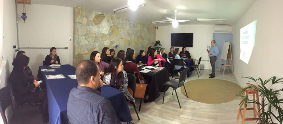 Sala para Eventos em SJC - Vila Adyana - L'Oasi Coworking