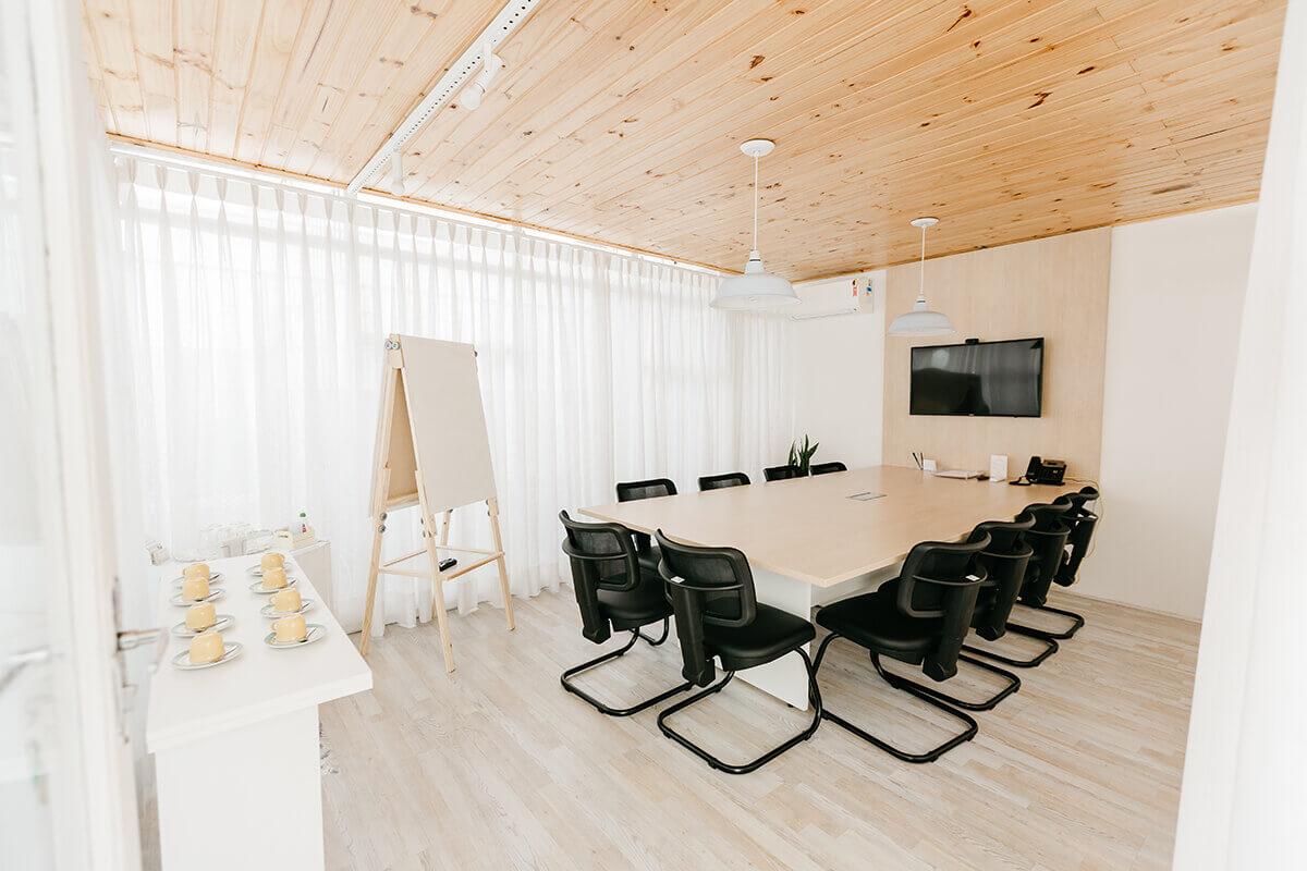 Salas de reunião em SJC, Vila Adyana