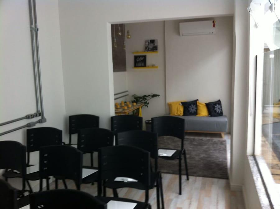 Sala para treinamento SJC - Vila Adyana