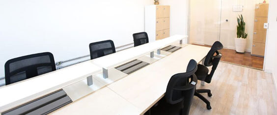 Salas Privativas Coworking