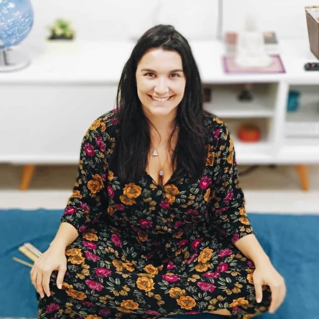 Bruna Ortiz - Facilitadora de Meditação